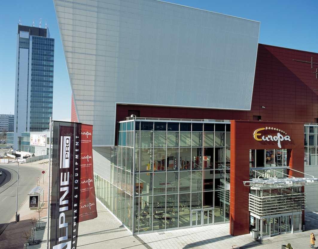 Europa Shopping Center (Banská Bystrica) - Architektonický ateliér AMŠ  Partners cbe61fbe78